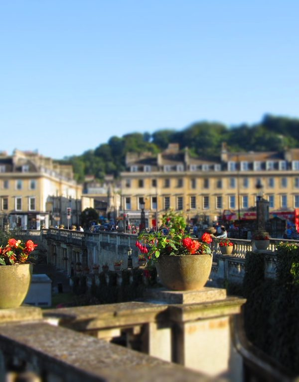 A Visit to Bath Spa
