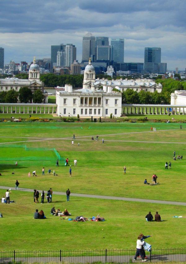 Maritime Greenwich in London