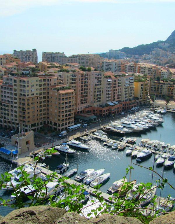 Lost in Monaco