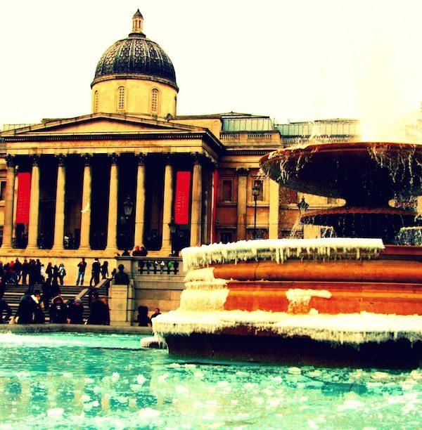 Frozen London