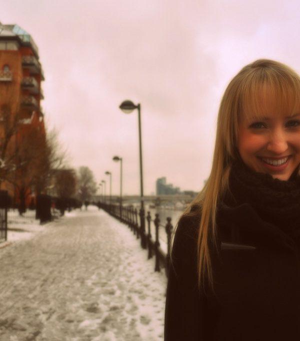 It's So Cold in London!