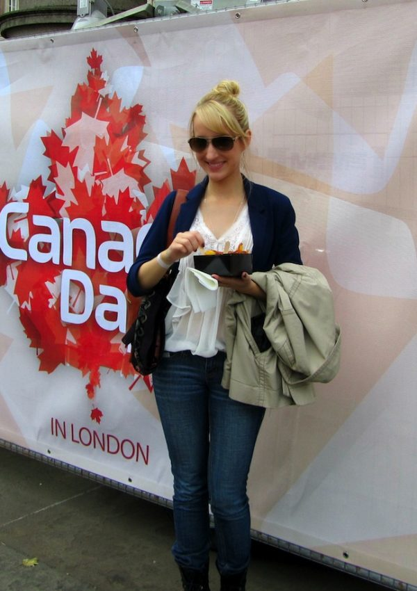 Another Canada Day in London