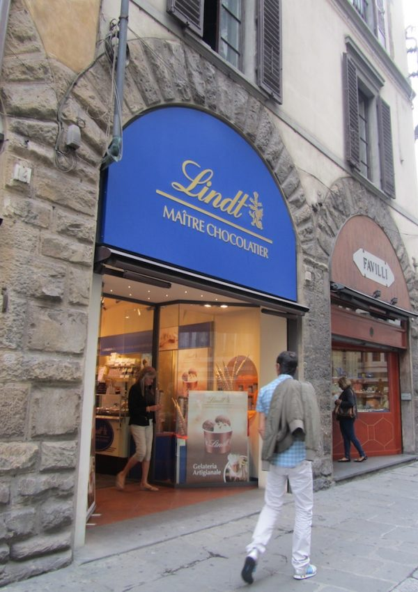Shoot Me, There's a Lindt Store
