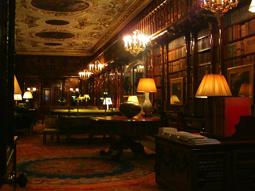 Chatsworth03_OliviaLees_Library