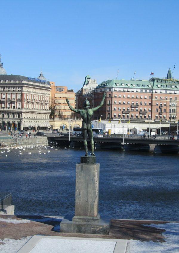 The Big Trip: Stockholm