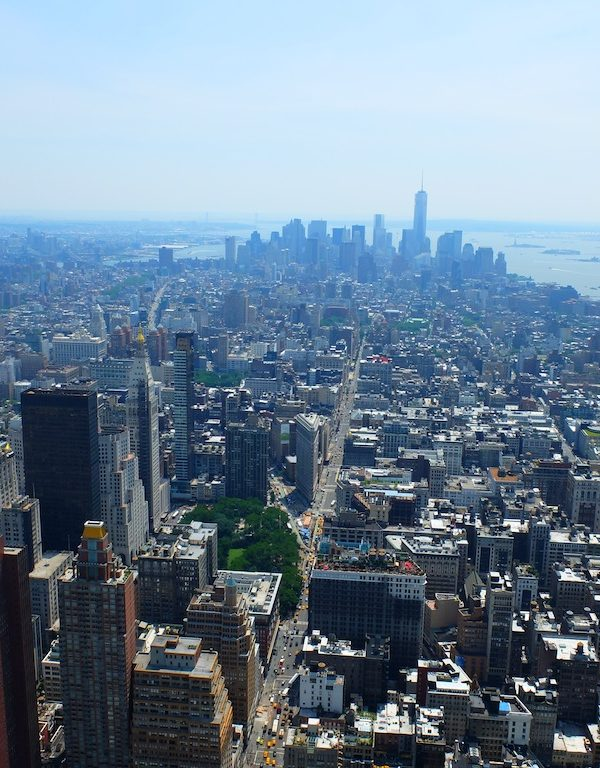 In Search of the Best View in NYC