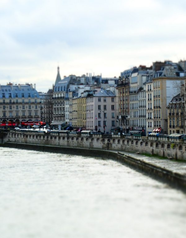 The Most Relaxing Visit to Paris Yet?