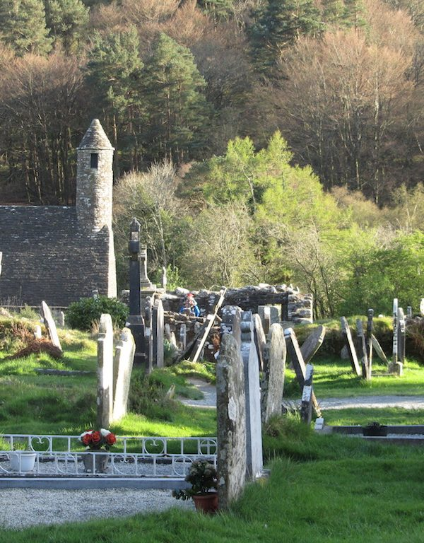 Easter Road Trip Day 1: Glendalough & Lugnaquilla