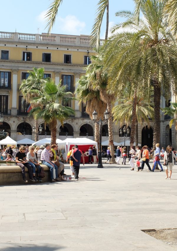 The Best Way to Visit Barcelona