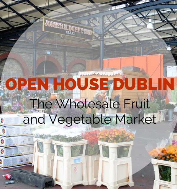 Inside Dublin's Wholesale Fruit and Vegetable Market