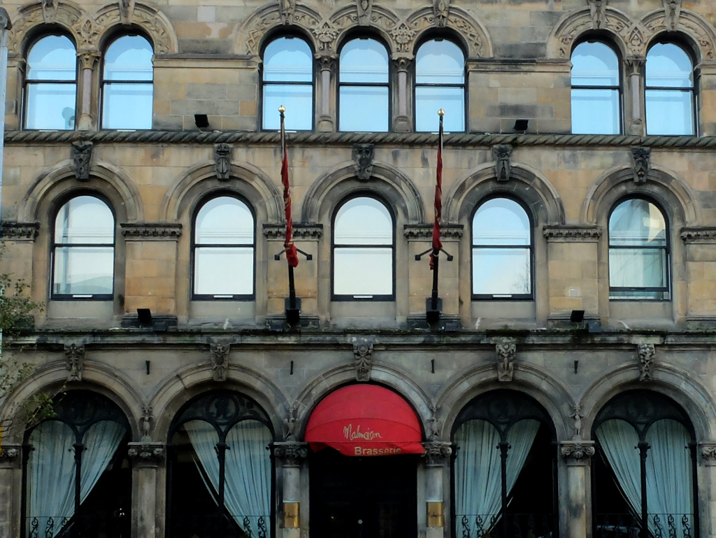 Malmaison Belfast | Olivia Leaves
