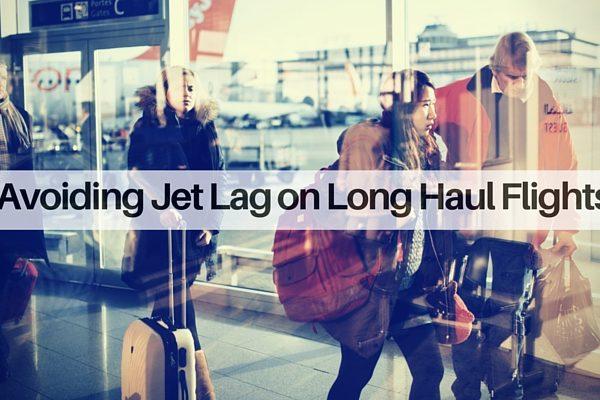 Avoiding Jet Lag | Olivia Leaves