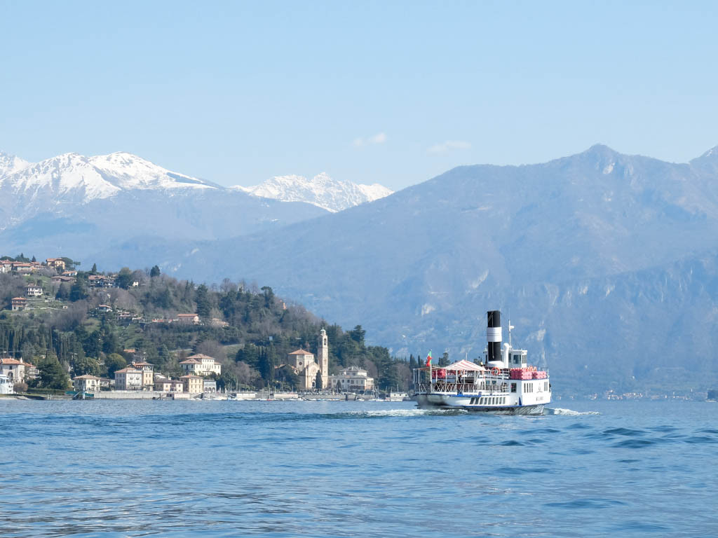 Olivia Leaves | Lake Como