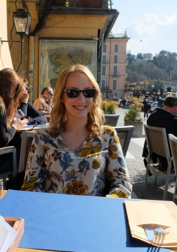 Photo Diary: Lounging on Lake Como, Italy