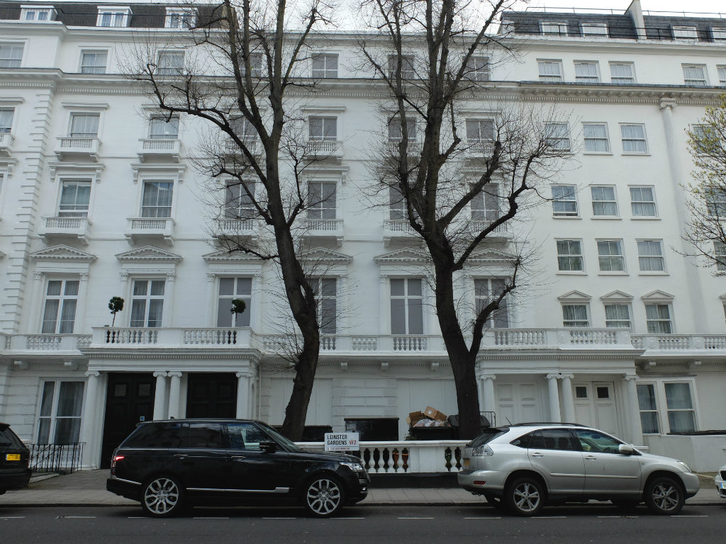 Olivia Leaves | Leinster Gardens