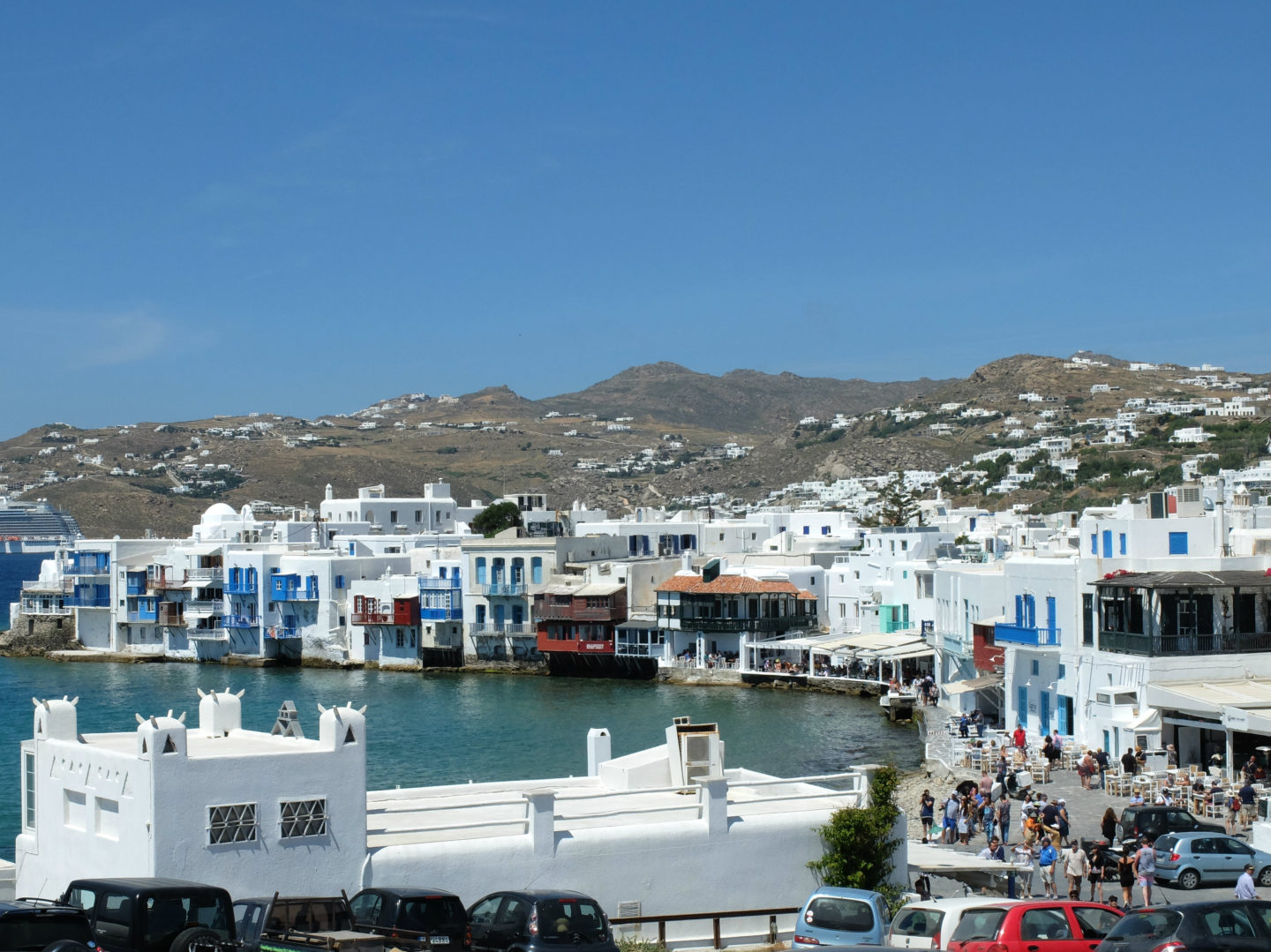 Olivia Leaves | Guide to Mykonos