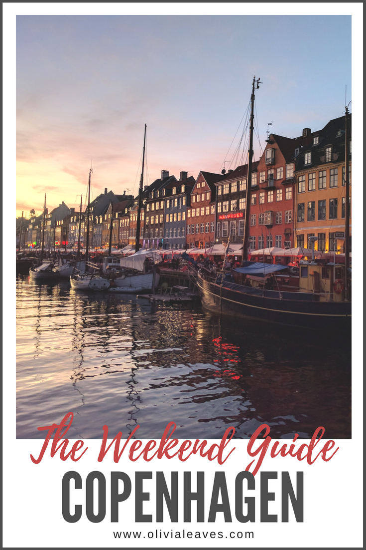 Olivia Leaves | The Weekend Guide to Copenhagen