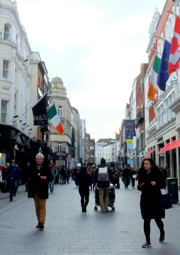 Olivia Leaves | Guide to Shopping in Dublin