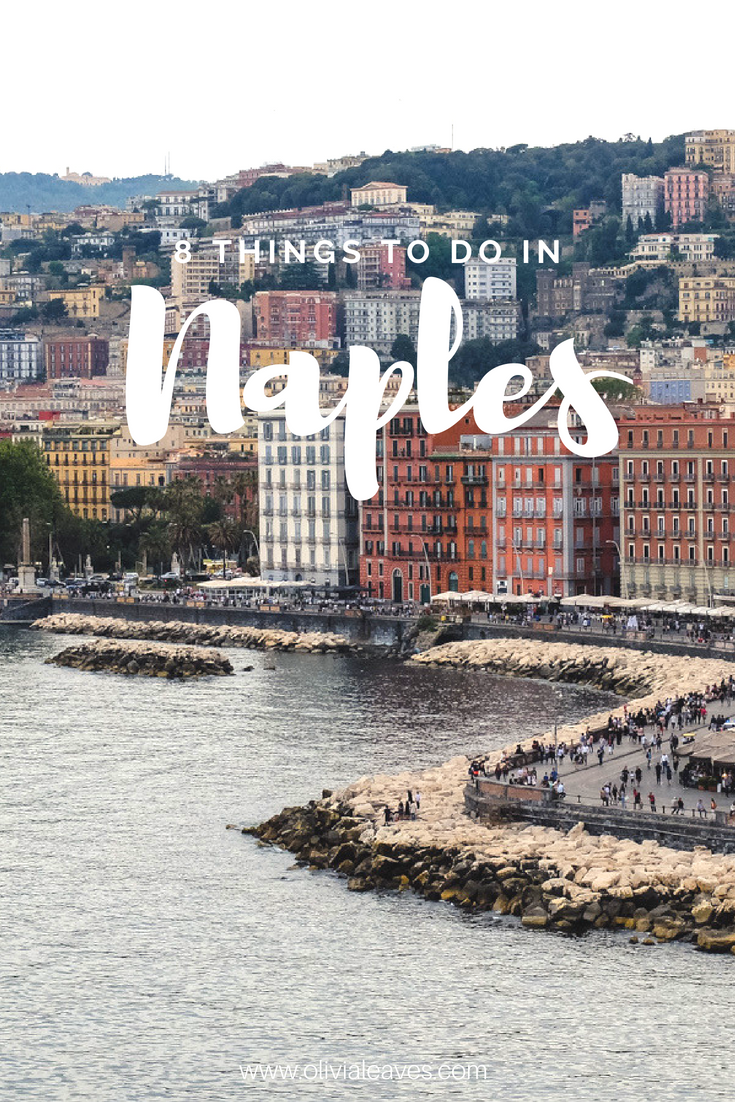 Olivia Leaves | 8 Things to do in Naples