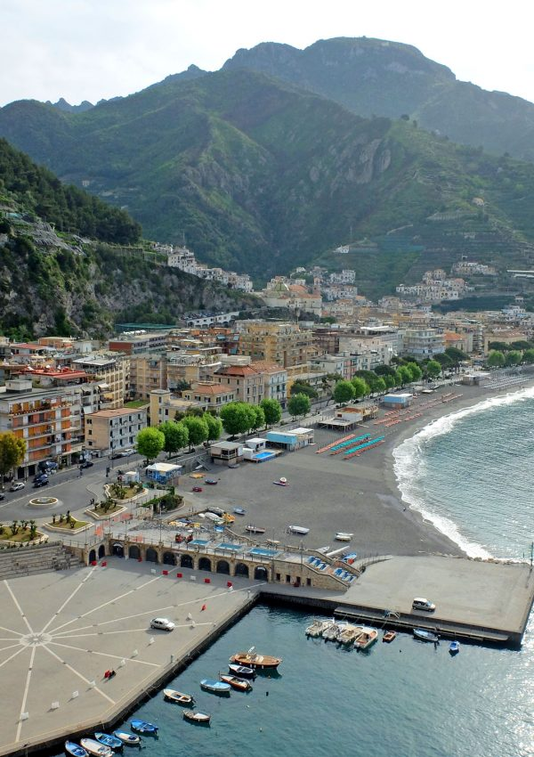 A Guide to Visiting the Amalfi Coast