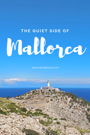 Olivia Leaves | The Quiet Side of Mallorca