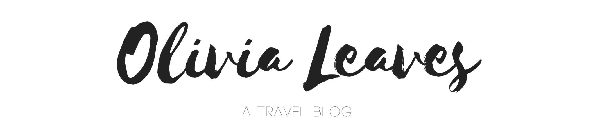 Olivia Leaves