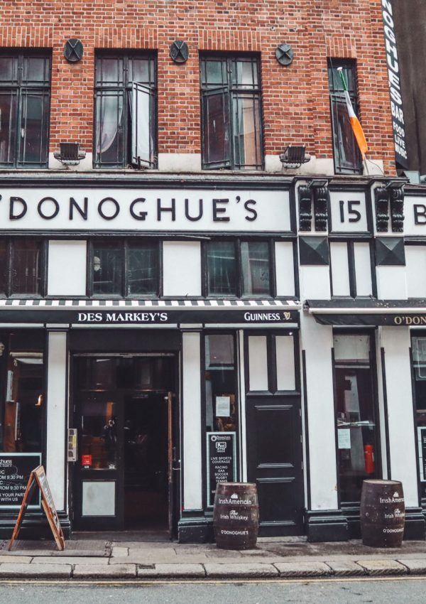 The Dublin Guide: Where to Drink