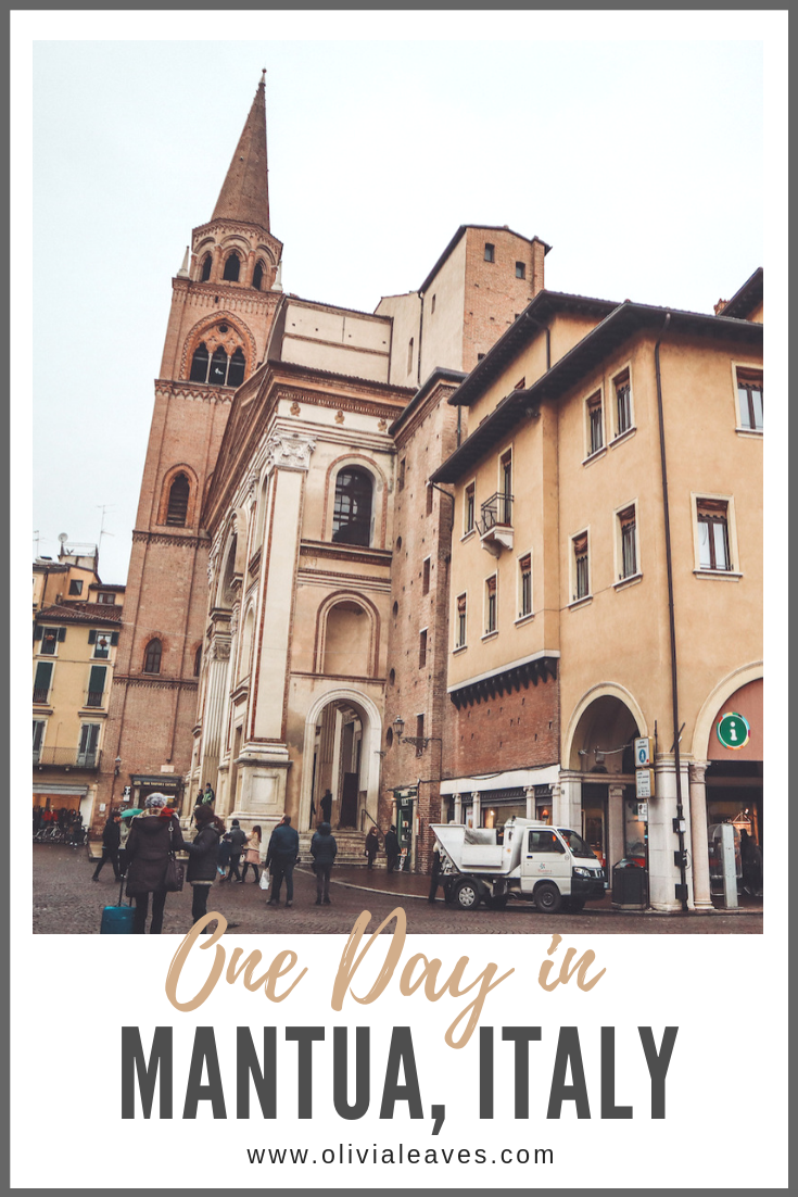 How to Spend One Day in Mantua, Italy | Olivia Leaves