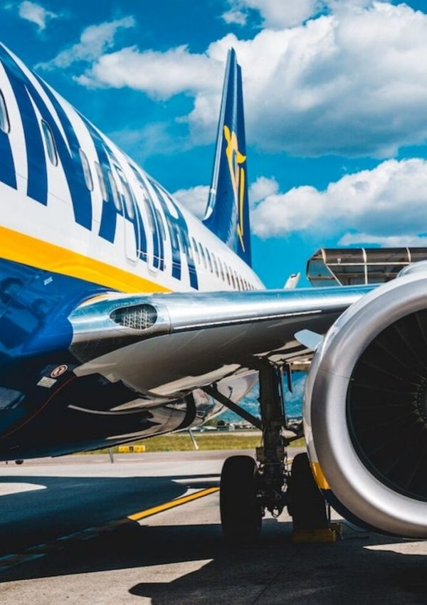 How to Survive Flying Ryanair