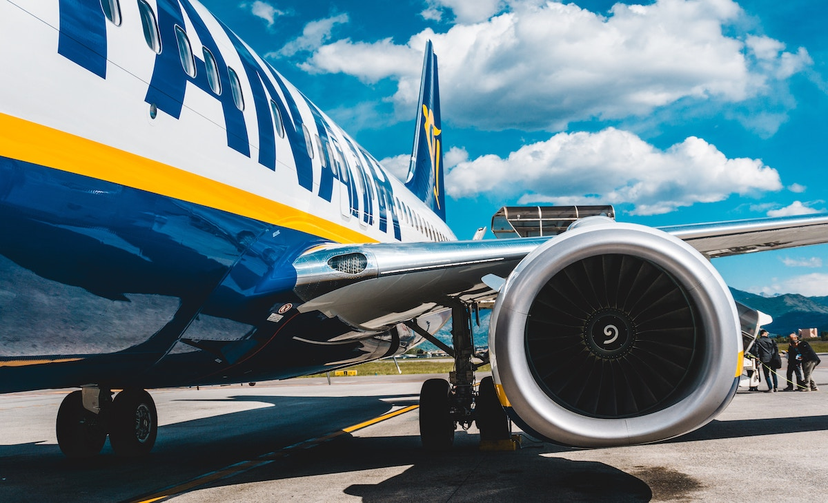 Olivia Leaves | Surviving Ryanair