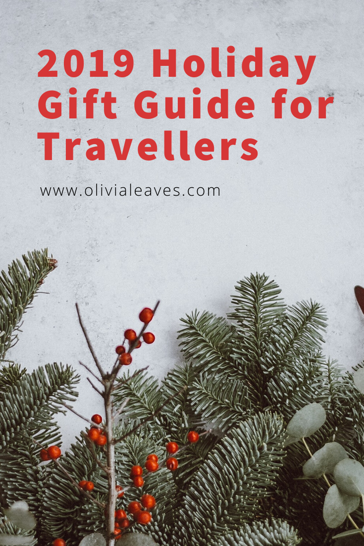 Olivia Leaves | Holiday Gift Guide